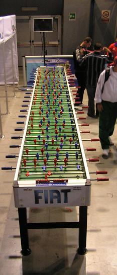 baby foot 11 joueurs